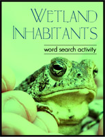 Wetland Word Search